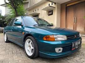 Mitsubishi Lancer GTI 1996 Manual