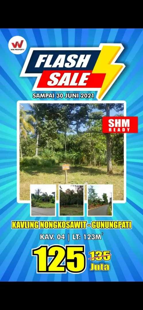 Dijual Tanah Murah Nongkosawit Gunung Pati Semarang