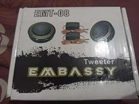 Tweeter Mobil Merk Embassy