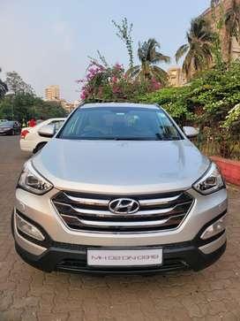 Hyundai Santa Fe, 2014, Diesel