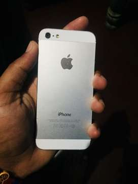 iphone 5 silver colour