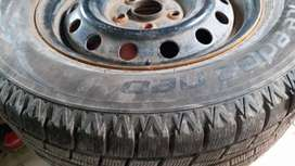 Toyota Innova new Tyre with disk