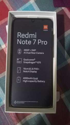 MI NOTE 7 PRO (6 GB RAM 128 GB ROM)