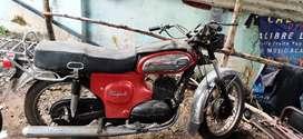 Rajdoot vintage bike showroom condition