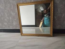 New mirror with frame