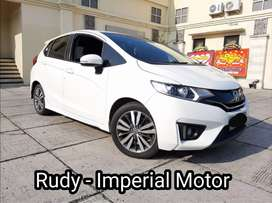 Honda Jazz Rs 1.5 AT 2014 Km 63Rb Pajak Panjang Tgn 1 Plat Ganjil