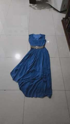 Dress wanita bisa untuk pesta/kondangan