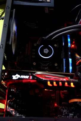 Gaming PC i5 DDR4 GTX 1050Ti