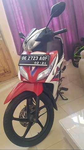 Honda Blade Plat Bandar Lampung An.Sendiri