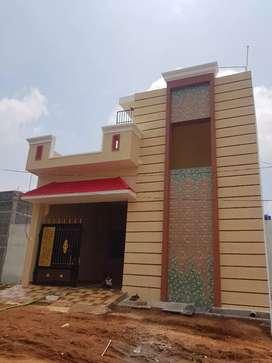 2bhk का सुंदर मकान 34लाख में