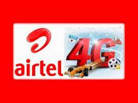 Airtel 4G process job openings For Voice/Non Voice