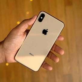 Apple I phone x max refurbished ios version