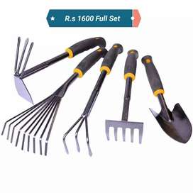 All Gardening Related Best Quality Tools Available.