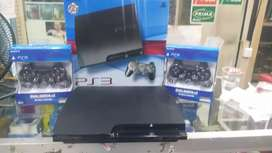 PS3 slim HDD 500gb full game full shet