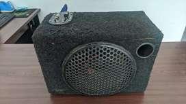 Speaker Bass aktif