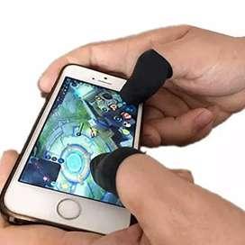 Sarung Tangan Touch Screen Anti Keringat untuk Game Handphone
