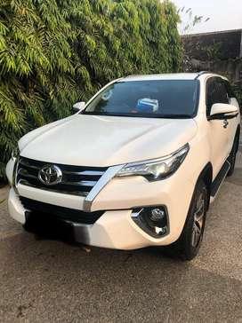Toyota fortuner vrz 2016 putih