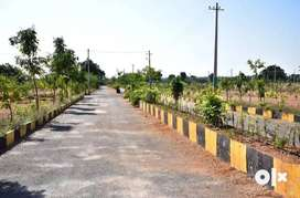&Highway Facing% plot available/ for sale in Hyderabad