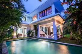 Villa modern minimalis Canggu batu bolong /di pungsikan untuk restoran