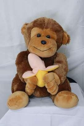 Boneka Monyet Baru