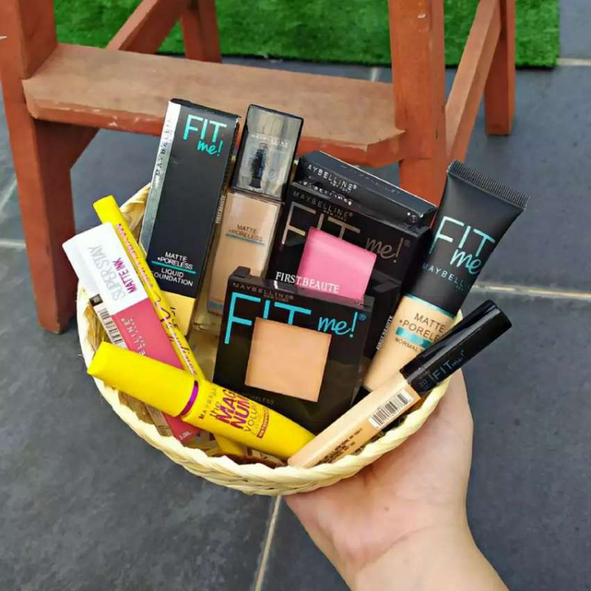 Paket Maybelline 8in1 0