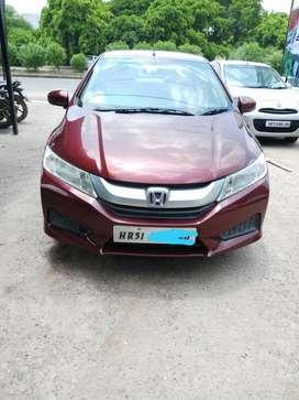 Honda City 1.5 S MT, 2014, Petrol