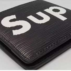 Wallets for men. LV.. SUPREME. special for men to make them in style