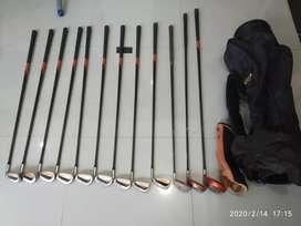 Taylormade Golf Set Firesole Stift Shaft.