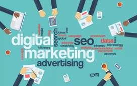 Part time Digital marketing SEO / Social Media Marketing person