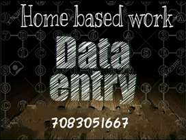 Urgently require boys/girls for work from home