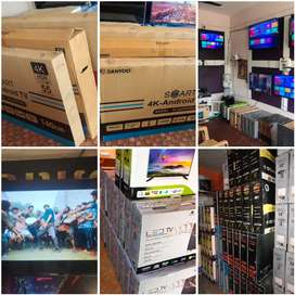 AMAZING EXCHANGE VALUE OFFER SALE SMART ANDROID LED TV'S