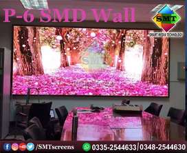 Indoor SMD Wall All Size Available with Installation