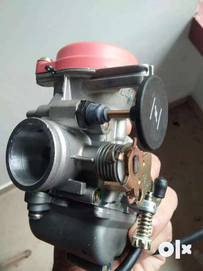 Apache rtr 180 original carburatter 0