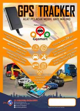 GPS tracker / alat pelacak mobil