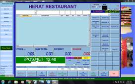 pos billing Software for Tuck shop , Restaurant , Mini Marts