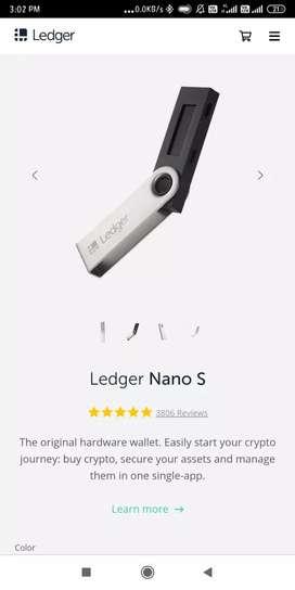 LEDGER nano 5
