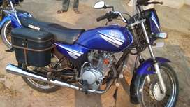 Yamaha ybx 125cc full new condition ,,well mentain ,,