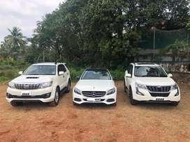 Wedding Cars Rs.13000, Fancy no.5555 Ernakulam