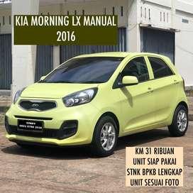 KIA MORNING LX MANUAL 2016