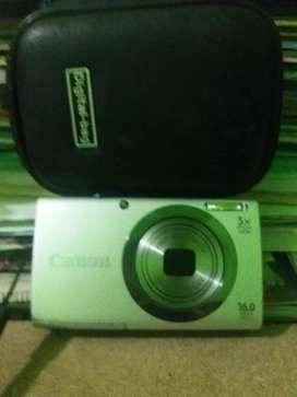 Dijual kamera digital Merk Canon, kondisi mulus, sanga normal