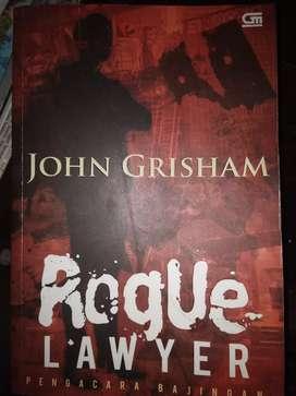 Novel rogue lawyer
