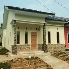 Rumah type 39/84 Jln Durian Tarung Padang