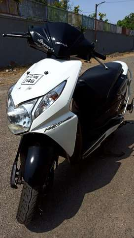 HONDA DIO , WELL MAINTAINED with CLEAR PAPER and in BEST CONDITION