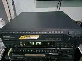 Panasonic multi Lazer Disc LX-k770 istimewa.
