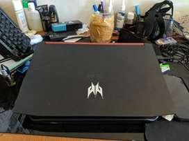ACER NITRO 5 i7+ gen 8 GTX 1050 Laptop Gaming Entry Level