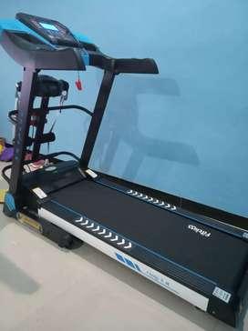 The best Treadmill elektrik 16 speed new Osaka Double shock