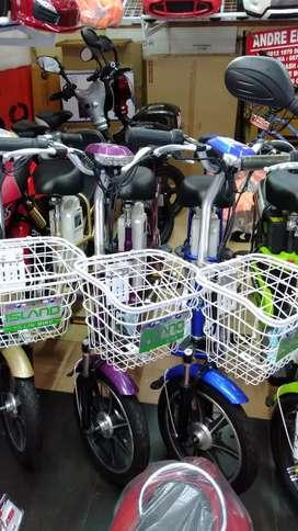 Sepeda listrik island bisa kredit tnp kartu kredit  tnp dp