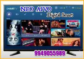 """SEAL PACK ! New DIGITAL NEO AIVO 32"""" Android Smart Pro 4k ledtv"""