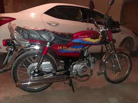 Zxmco 70 Bike for sale