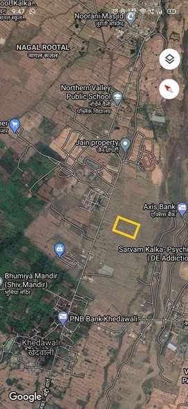1 acre land near Kalka